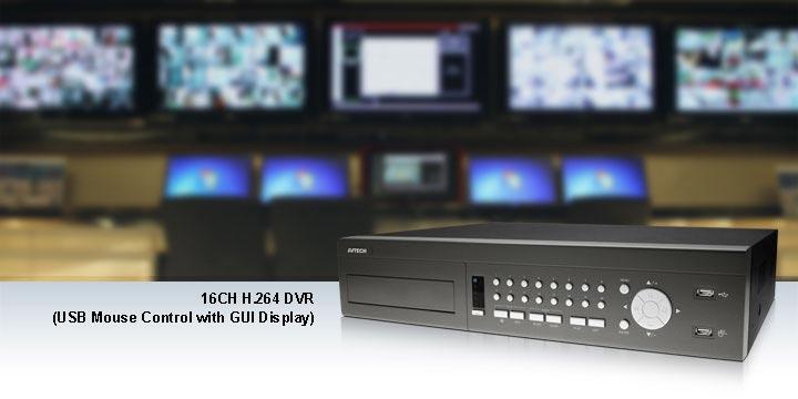 Avtech 16 Channel Dvr Manual